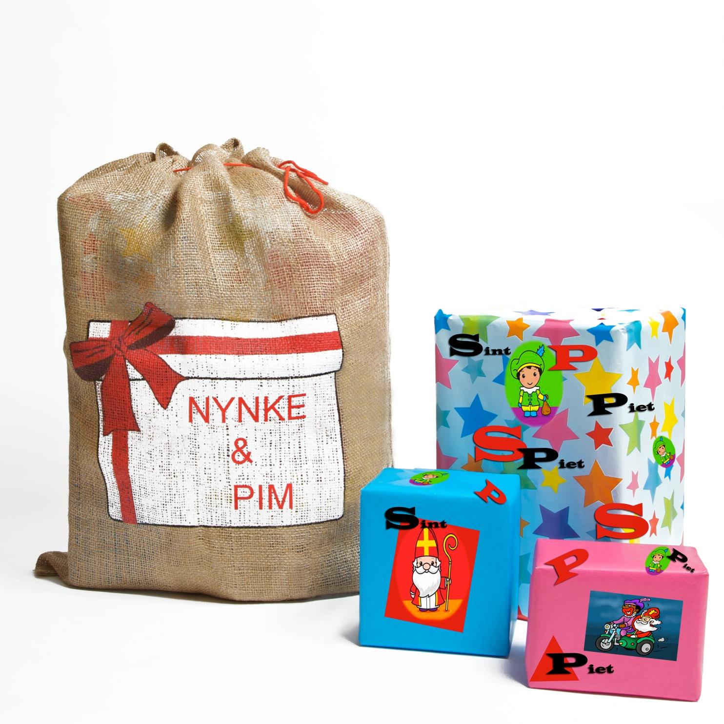 Sinterklaas productfoto's webshop