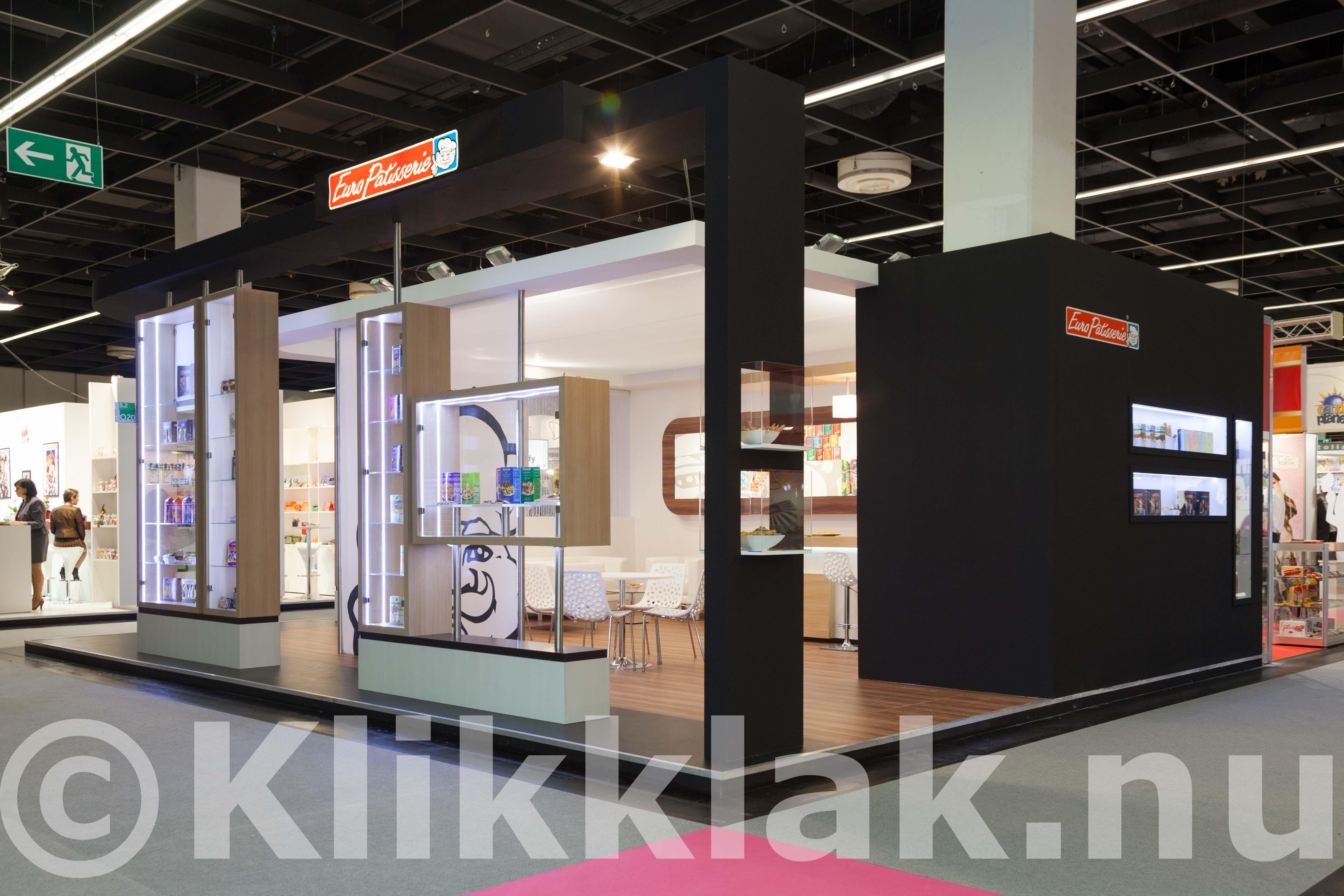 ISM zoetwarenbeurs stands Keulen 2015