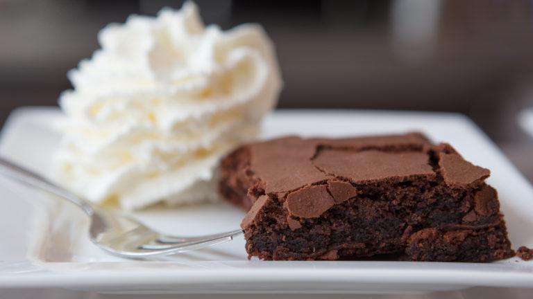 Chocolade Brownie verkrijgbaar bij Quetzal.nl
