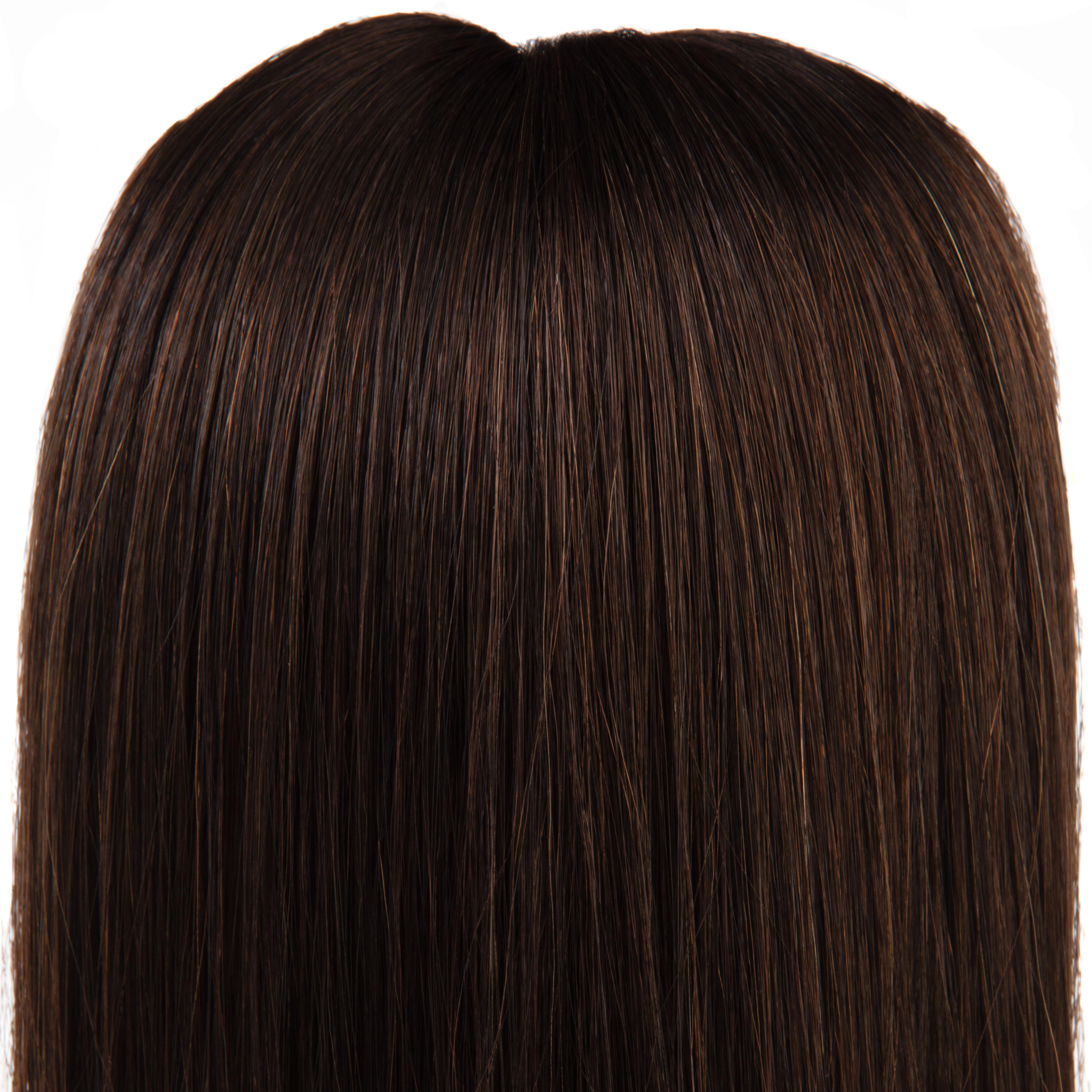 hairextensions productfotografie bestemd voor webshop kleur 2 Remy