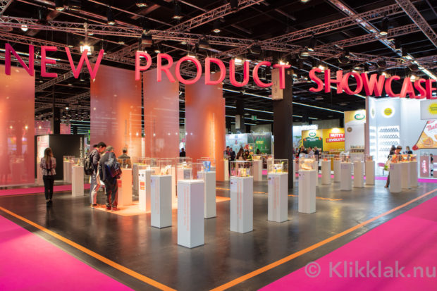 New products op de ISM 2019 in Köln.