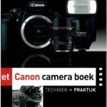 Canon camera boek over techniek en Praktijk