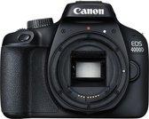 Canon EOS 4000D - Body - Zwart