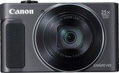 Canon PowerShot SX620 HS - Zwart