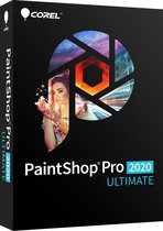 Corel PaintShop Pro 2020 Ultimate - Multi Language