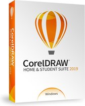 CorelDRAW Home & Student Suite 2019 - 1 Apparaat - Nederland : Frans - Windows
