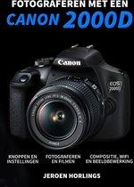Jeroen Horlings Fotograferen met een Canon 2000D
