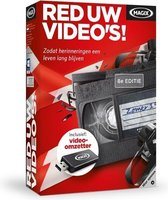Magix Red Uw Video's 8.0 - Nederlands