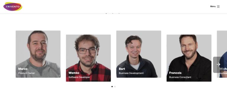 portretfotografie bestemd voor op de website van trivento.nl