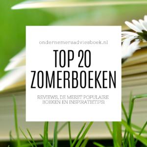 top20 zomerboeken