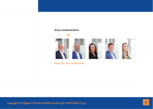 Team Zuijdplas 2020 bedrijfsmakelaardij uit Houten