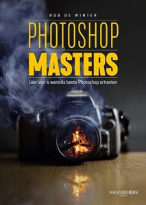 Photoshop Masters Leer van 's werelds beste Photoshop-artiesten Rob de Winter