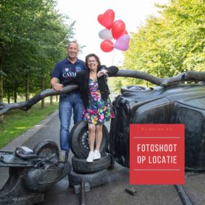 Fotoshoot op locatie in Utrecht